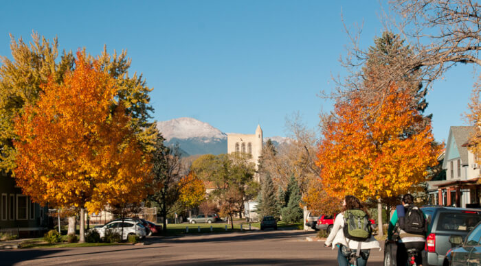 colorado college most beautiful campuses in america