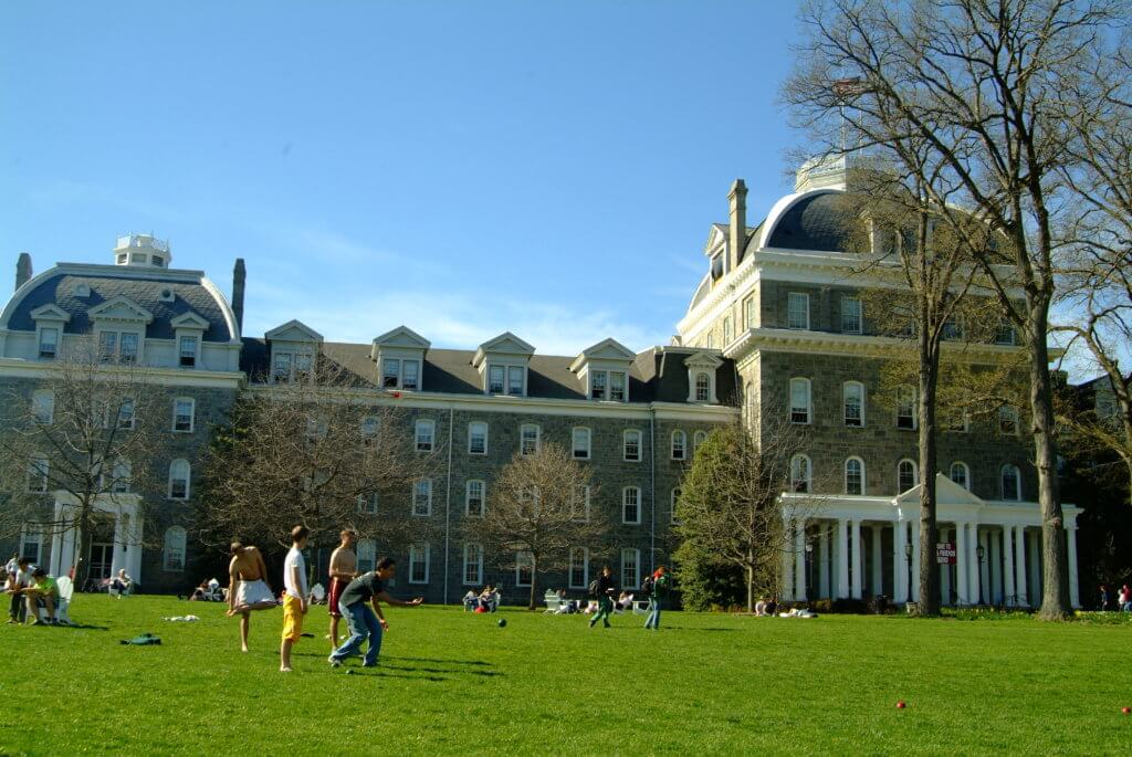 swarthmore college best campuses in the country