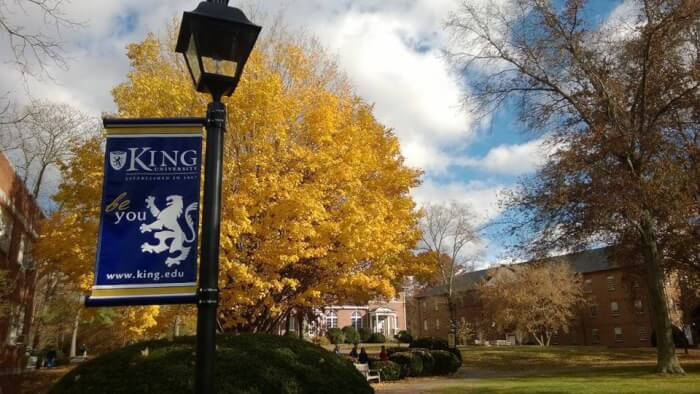 king university best colleges for journalism