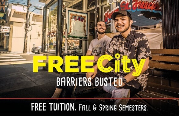 free community college california
