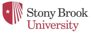 The logo for Stony Brooks which has one of the top nyc graduate programs