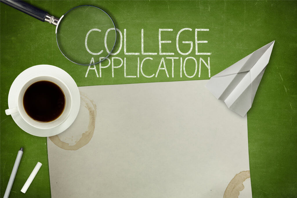 how to make your college application stand out
