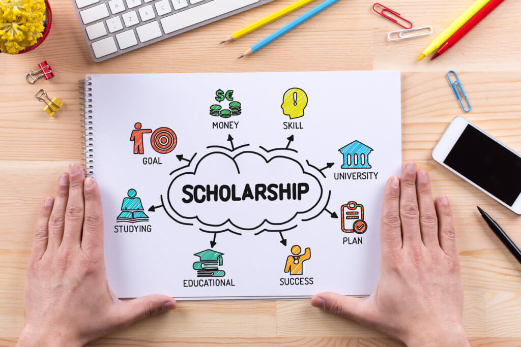 scholarships financing your college education