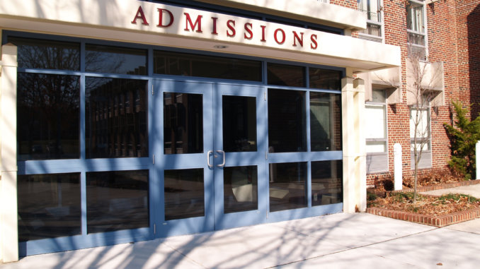 How to prepare for college admissions 1