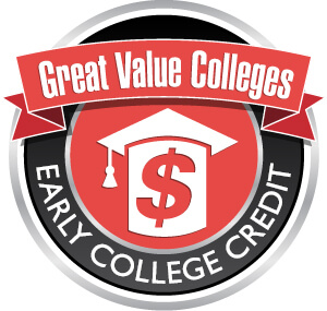 Early College Credit badge