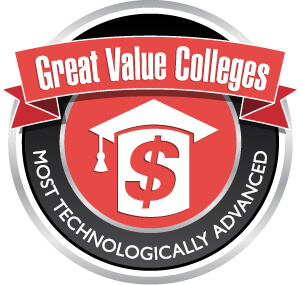 Most Technologically Advanced Universities badge