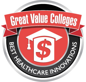 Best Healthcare Innovations Badge