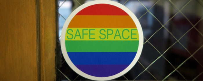 colleges with safe spaces